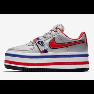 Nike Vandal 2k Red and Blue